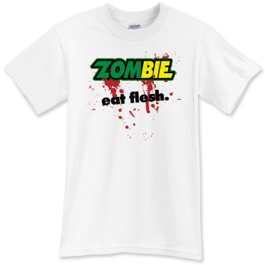 Zombie Eat Flesh $19.99