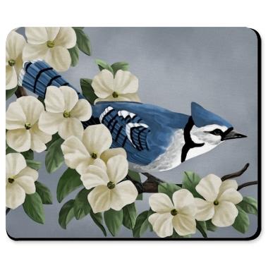 blue jay mousepads
