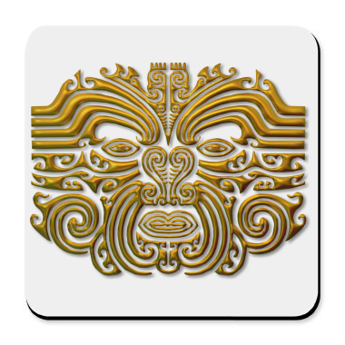 Maori Tattoogold Cork Bottom