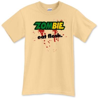 Zombie Eat Flesh $21.99