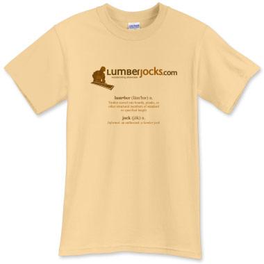LJ & TWW Shirt Front