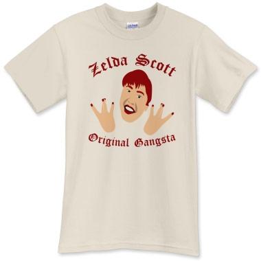 Zelda Scott: OG