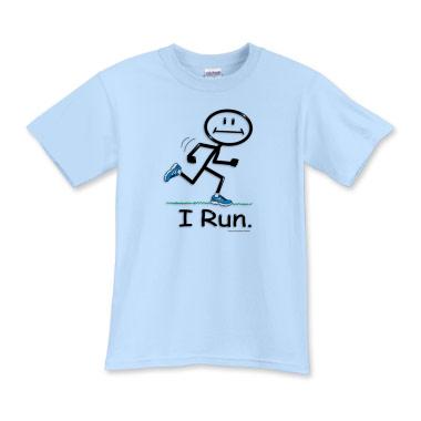 Busybodies running kids t shirt