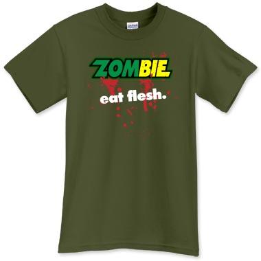 Zombie Eat Flesh $26.99