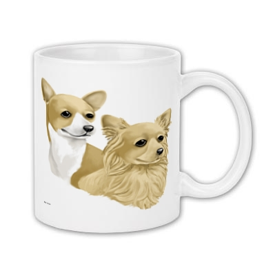 small dog mugs