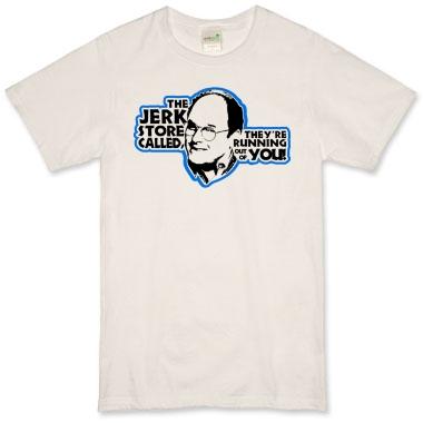 Seinfeld Organic Tee Shirt