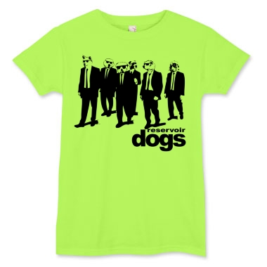 Reservoir Dogs Womens Shirts