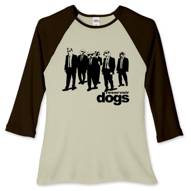 Reservoir Dogs Womens Jersey