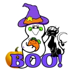 <h1><font size=&quot;2&quot;>Halloween ghost t-shirts, sweatshirts & trick or treat tote bags.  Halloween earrings, gifts, mugs & travel mugs & t-shirts<b>