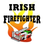 <h1><font size=&quot;2&quot;>Irish firefighter tee's sweatshirts & tote bags.  Firefighter gifts, mugs & travel mugs & t-shirts visit<b>