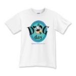 A Dog a Day Logo Kids' Apparel