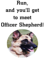 Funny K9 cop shirts, funny police phrases and sayings on t-shirts, German Shepherd shirts, K9 officer shirts, funny K9 cop shirts.
