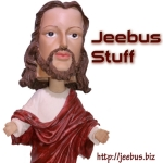 Jeebus brand items to enrich your Lifestyle Choice™