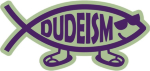 Every religion has its holy fish. Now Dudeism does too. Or is it a marmot?