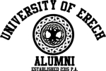 University of Erech Apparel And Other Stuff