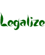 chronic 'legalize' shirt