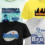 Original unique funny Seinfeld TV Quote Shirts by KaptainMyke.
