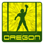 This design is in tribute to Oregon football players past and present. Long may you score!!!  ;)