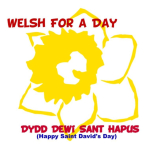 Welsh For A Day primary color Daffodil