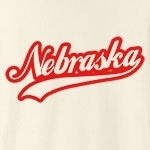 "Look classy and cool with our 'Nebraska Classic' design. Exclusive to us, this design features the text ""Nebraska"" in a design so cool that even the Fonz would be jealous."