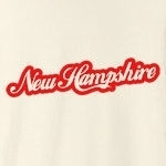 "Look classy and cool with our 'New Hampshire Classic' design. Exclusive to us, this design features the text ""New Hampshire"" in a design so cool that even the Fonz would be jealous."