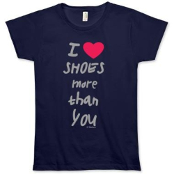 I heart Shoes More than You