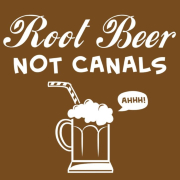 Root Beer Not Canals