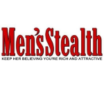 Men's Stealth: Keep her believing you're rich and attractive.