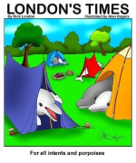 For All In Tents & Porpoises
