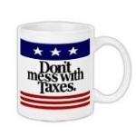 Think the Bush tax cuts should have expired on schedule?  We've got the mug for you.