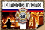 <h1><font size=&quot;2&quot;>Firefighter t-shirts, sweatshirts & tote bags. For watches, gift coffee mugs, travel mugs and firefighter clocks visit<b>