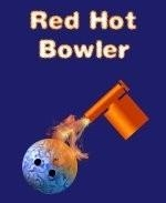 This whimsical bowling shirt design shows how to warm up for a great night of bowling: heat the bowling ball with a blowtorch.