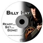 Products inspired by Billy Kay's Ready... Set... Gone!