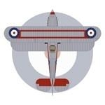 Hawker Fury Mk I Great Britain 1 Squadron