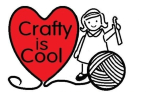 Crafty is Cool crochet logos on stuff you can use!