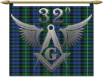 The 32nd Degree<Master Masons Tartan