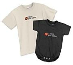 Radio Paradise t-shirts, long-sleeve shirts & hoodies for Kids and Infants