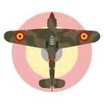 Hawker Hurricane Mk I Belgian Air Force