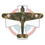Hawker Hurricane Mk I Yugoslav Air Force