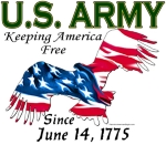 Keeping America Free/Army