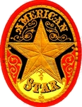 American Star Cigar Label