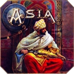Asia Cigar label