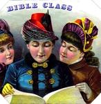 Bible Class Cigar Label