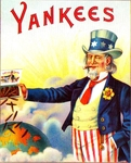 Yankees Cigar Label