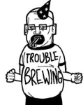 Merchandise related to the webcomic, Trouble Brewing