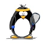 Shop for racquetball t-shirts for the whole family. racquetball penguin is an original penguin design by JGoode. Perfect for penguin lovers!