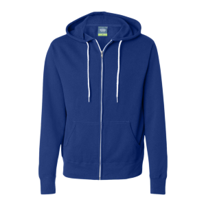 Independent Trading Co. Unisex Full Zip Hooded Sweatshirt