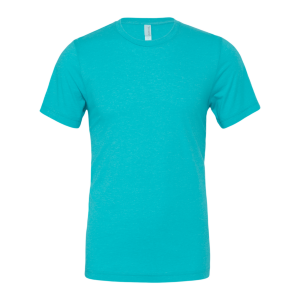 Bella + Canvas Unisex Poly-Cotton Short Sleeve T-Shirt