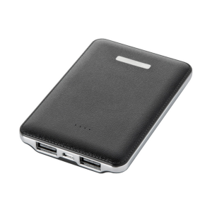 Dual Port 5,000mAh Power Bank