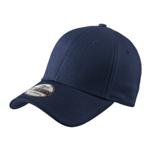 New Era Structured Cotton Stretch Cap